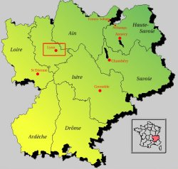 l'État Souverain de Savoie... mon cul, ouais!
